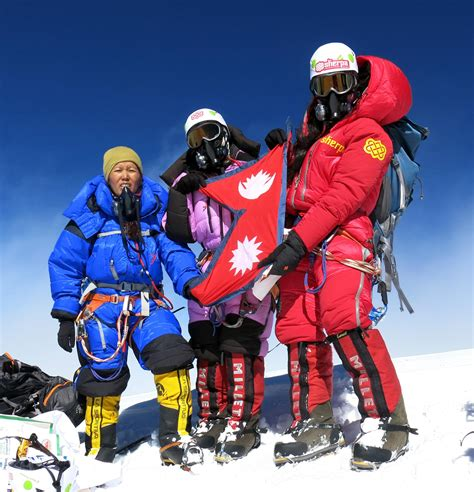 """Controversy Over """"All-Female"""" Summit of K2—Men Aided Climb"""