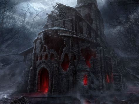 scary house - The Vampire Diaries Photo (36717982) - Fanpop