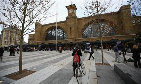 King's Cross transformation completed with opening of
