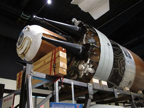 UGM-96 Trident I Submarine Nuclear Missile MIRV Warheads