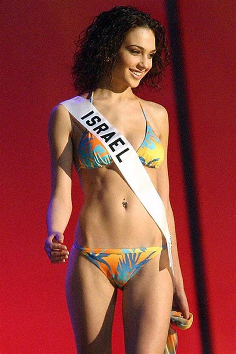 Great Ax: 16 Photos From Gal Gadot Israeli Actress And Model