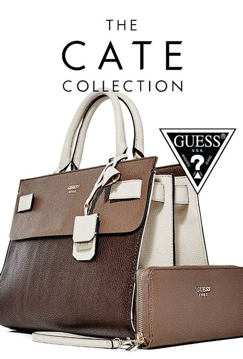 The Most Wanted Bag: Cate by GUESS Handbags   Guess