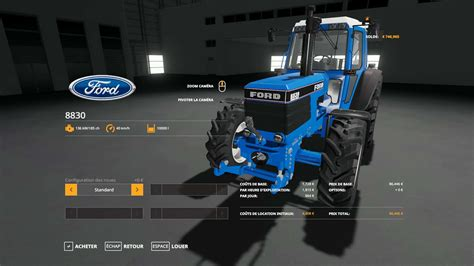 Ford Tractor Pack v1