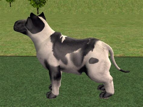 """Mod The Sims - Betsy """"the Cow"""""""