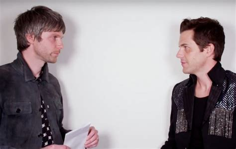Here's ex-Kaiser Chief Nick JD Hodgson and The Killers