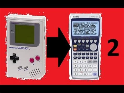 CASIO fx-9860GII - How to install games [way 2] - YouTube