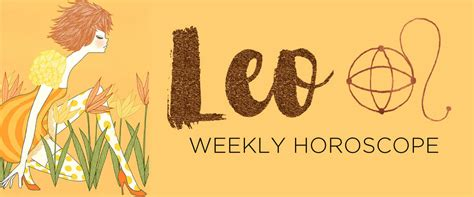 Leo Weekly Horoscope by The AstroTwins | Astrostyle