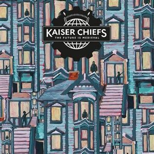 quickcrit - music reviews: Kaiser Chiefs - The Future Is