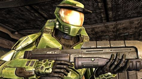 Halo: Combat Evolved Anniversary joins the Master Chief