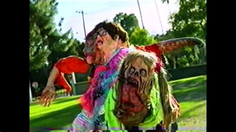 A Hilariously Gruesome Parody Of Every '90s Ad Ever