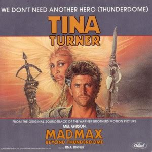 We Don't Need Another Hero (Thunderdome) - Wikipedia