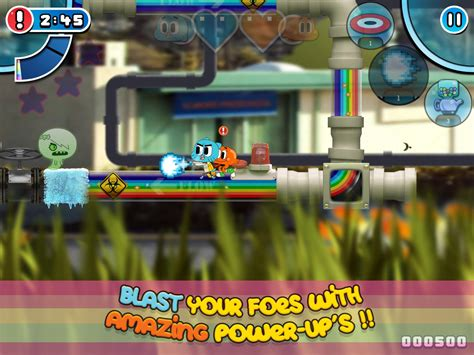 Gumball Rainbow Ruckus Lite for Android - APK Download