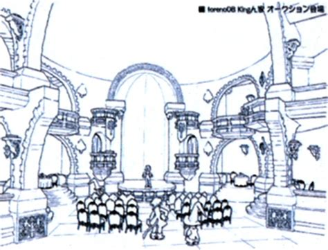 Treno Auction House - The Final Fantasy Wiki - 10 years of