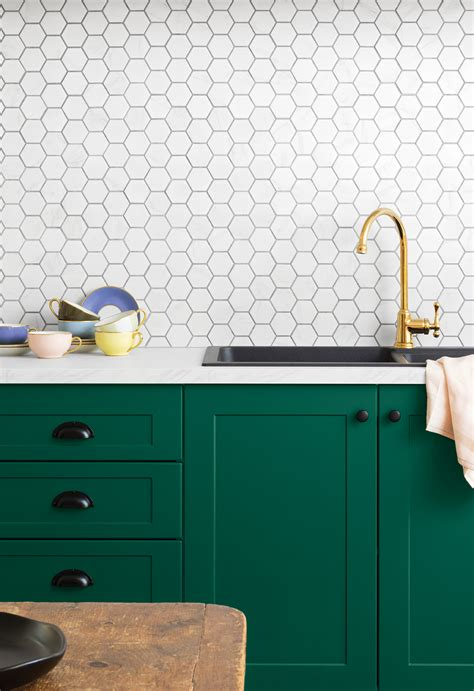 Royal Green - kitchen inspiration and ideas   kaboodle kitchen
