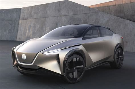 Nissan Finally Gets Sporty, OKs Electric SUV Concept For