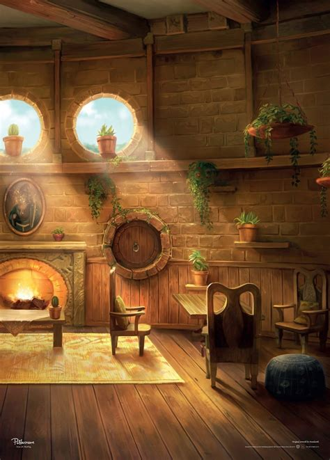 Official Harry Potter Artwork Reveals What the Hogwarts