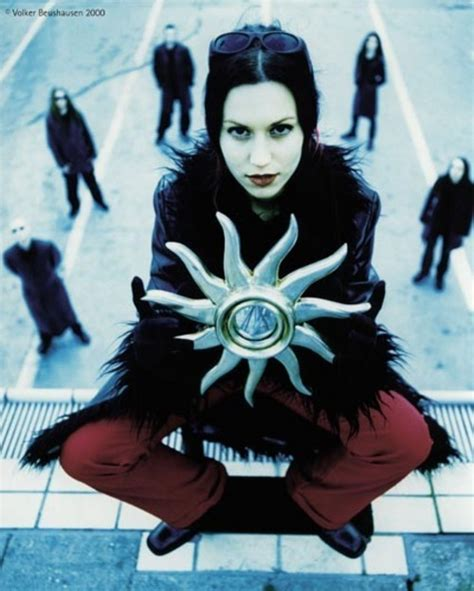 Image Space Amazing: Lacuna Coil - Images