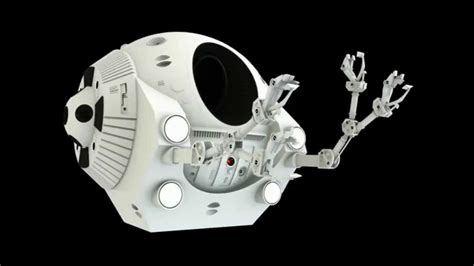 EVA Pod Ambient Sound From 2001: A Space Odyssey ( For 12