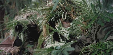 Camouflage: opgaan in je omgeving   Airsoft DB