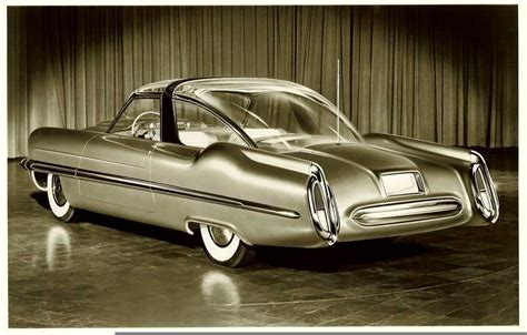 Concept Cars: From Detroit - 1953 to 1956