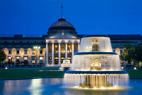 Wiesbaden - Roman Spa Town - Travel, Events & Culture Tips