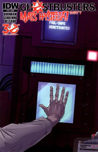 IDW Publishing Comics- Ghostbusters 2-19 - Ghostbusters