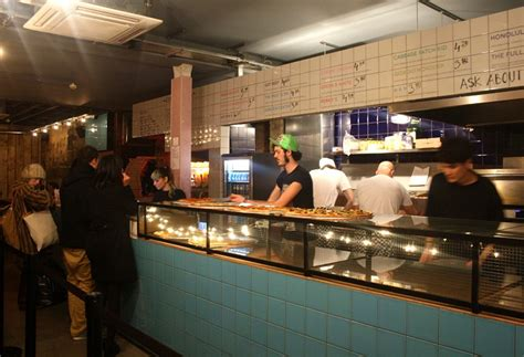 Voodoo Ray's Late Night Pizza – Dalston, London