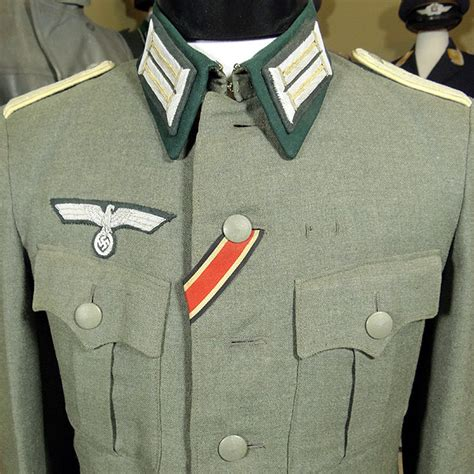 German Infantry Officer Uniform Tunic & Breeches — Private