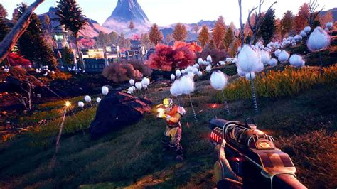 The Outer Worlds Companion Combat System Revealed