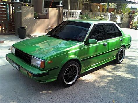"""""""StyleSource"""": Gallery Of Nissan Sunny B11"""