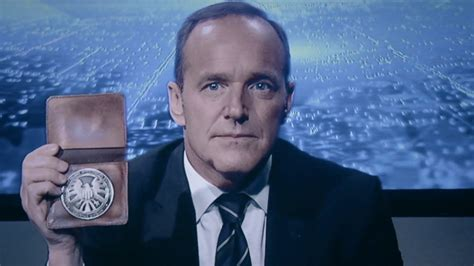 Coulson Interrupts the Broadcast - Marvel's Agents of S