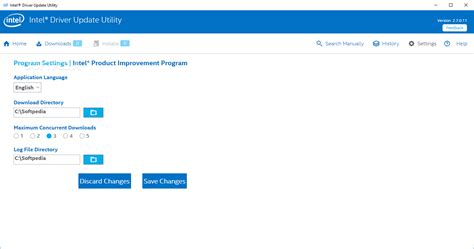 Download Intel Driver & Support Assistant 19