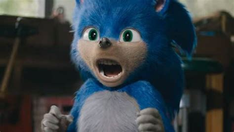 The Sonic the Hedgehog movie trailer is here, and fans