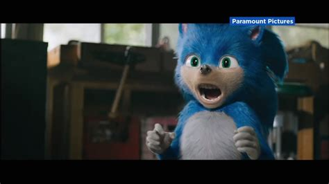 'Sonic the Hedgehog' trailer gives fans the creeps - ABC7