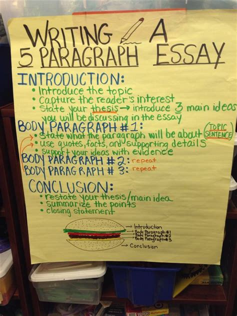 5 Paragraph Essay: How To Write, Tips, Format, Examples