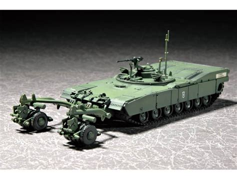 M1 Panther II Mine clearing Tank Trumpeter 07280