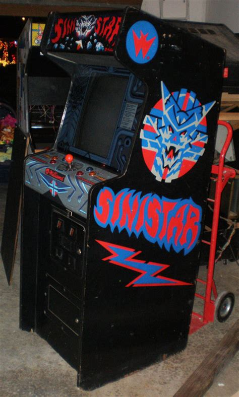 Sinistar for Tron trade - Rockford IL back to Indianapolis