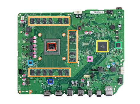 IFixit tears down new Xbox One S