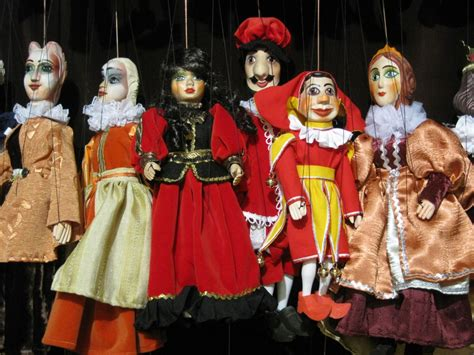 Prague's Passion for Puppets - Postcards Home from