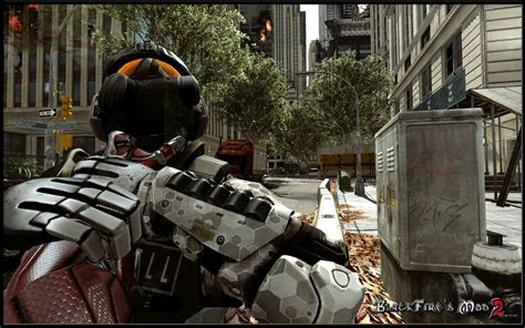 This Crysis 2 Mod Looks Just A Little Bit Incredible