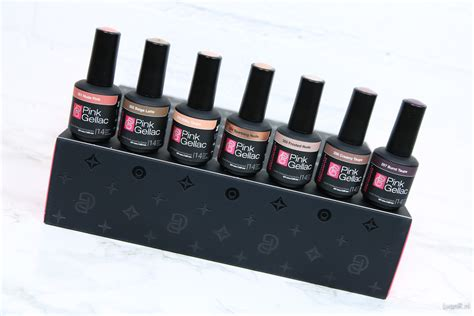 Pink Gellac   Uncovered4 Collectie   Review   LvanR