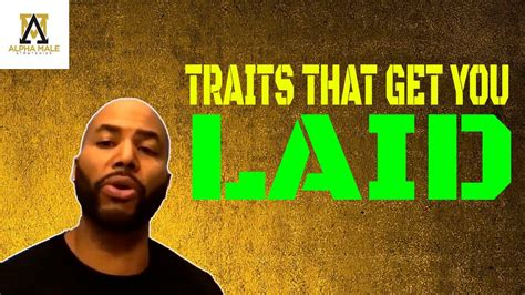 Alpha Male Personality Traits That Get You Laid - YouTube