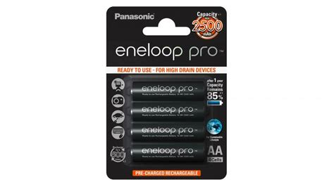 Best rechargeable batteries: The best rechargeable AA and
