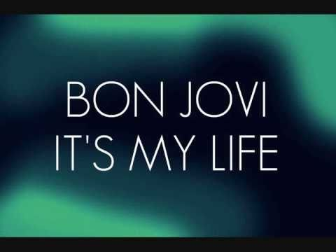 The song it's my life by Bon jovi gives Scarlett power