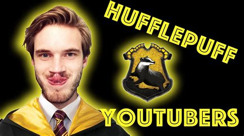Hufflepuff Youtubers Sorted By Pottermore - YouTube