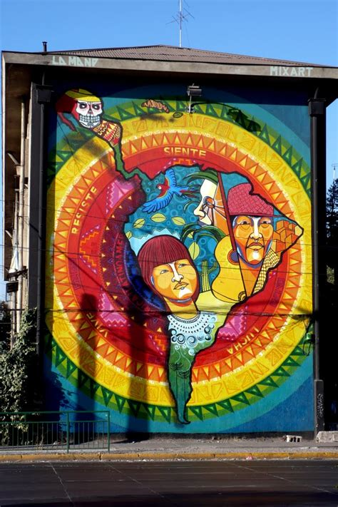 Street Art of Chile - Evolve Chile