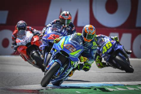MotoGP™ remains on Eurosport in the Netherlands and