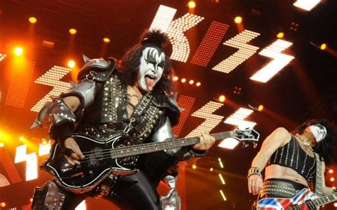 The music's irredeemable, but boy what a show - KISS, O2