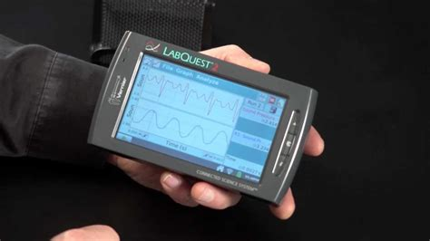 Introducing Vernier LabQuest 2 - YouTube