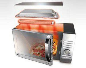 LG 23 L Grill Microwave Oven (MH2344DB, Black): Amazon